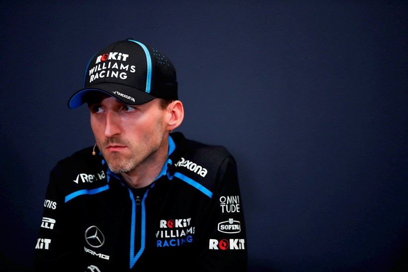 Robert Kubica of Williams F1 Racing Team.Photo / Getty Images