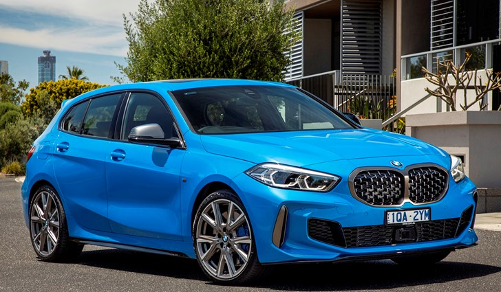 Back to front: does front-wheel drive ruin the new BMW 1 Series?