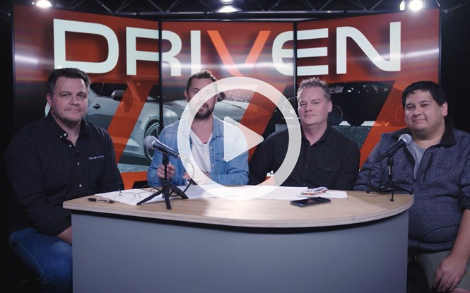 Zooming with DRIVEN returns: season 2, episode 1