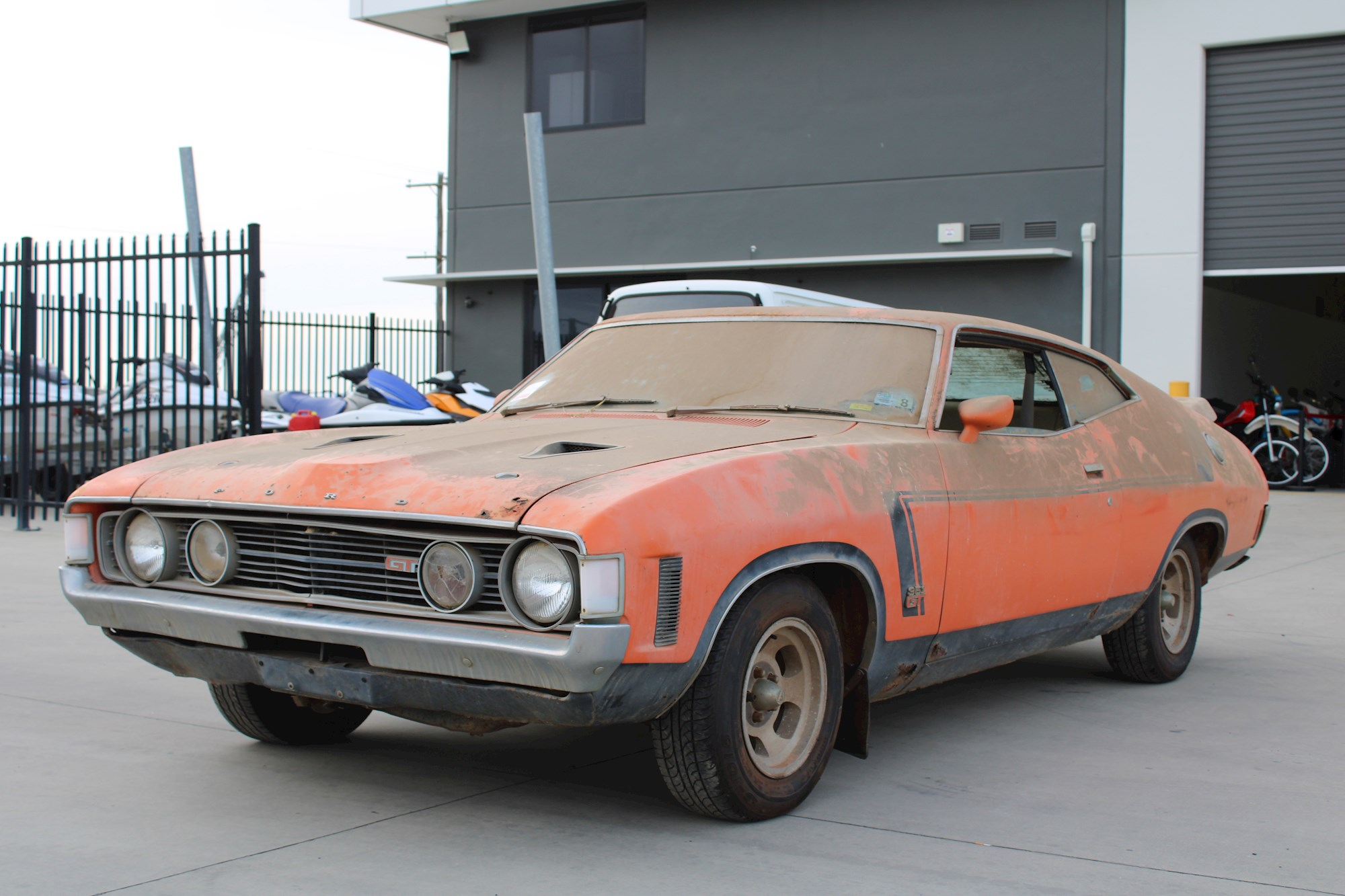 Why This Rusty Old Ford Falcon Is Set To Fetch A Fortune News Driven