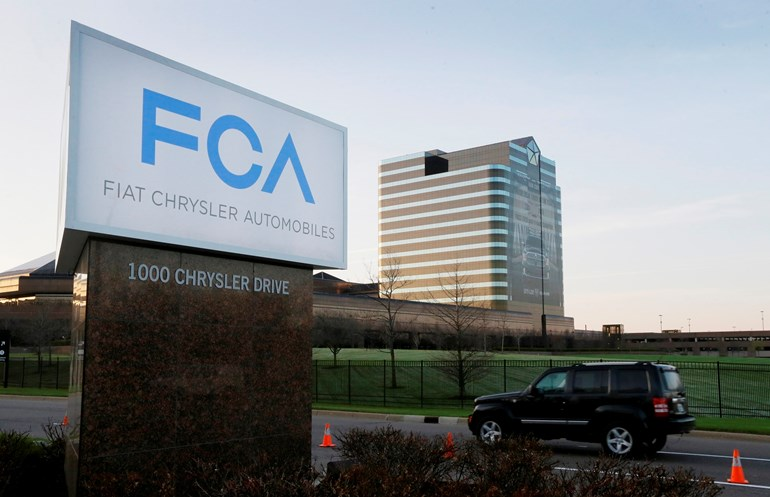 Federal prosecutors are investigating allegations that Fiat Chrysler violated securities laws by getting dealers to falsely report sales in order to inflate the company's numbers. Photo / AP