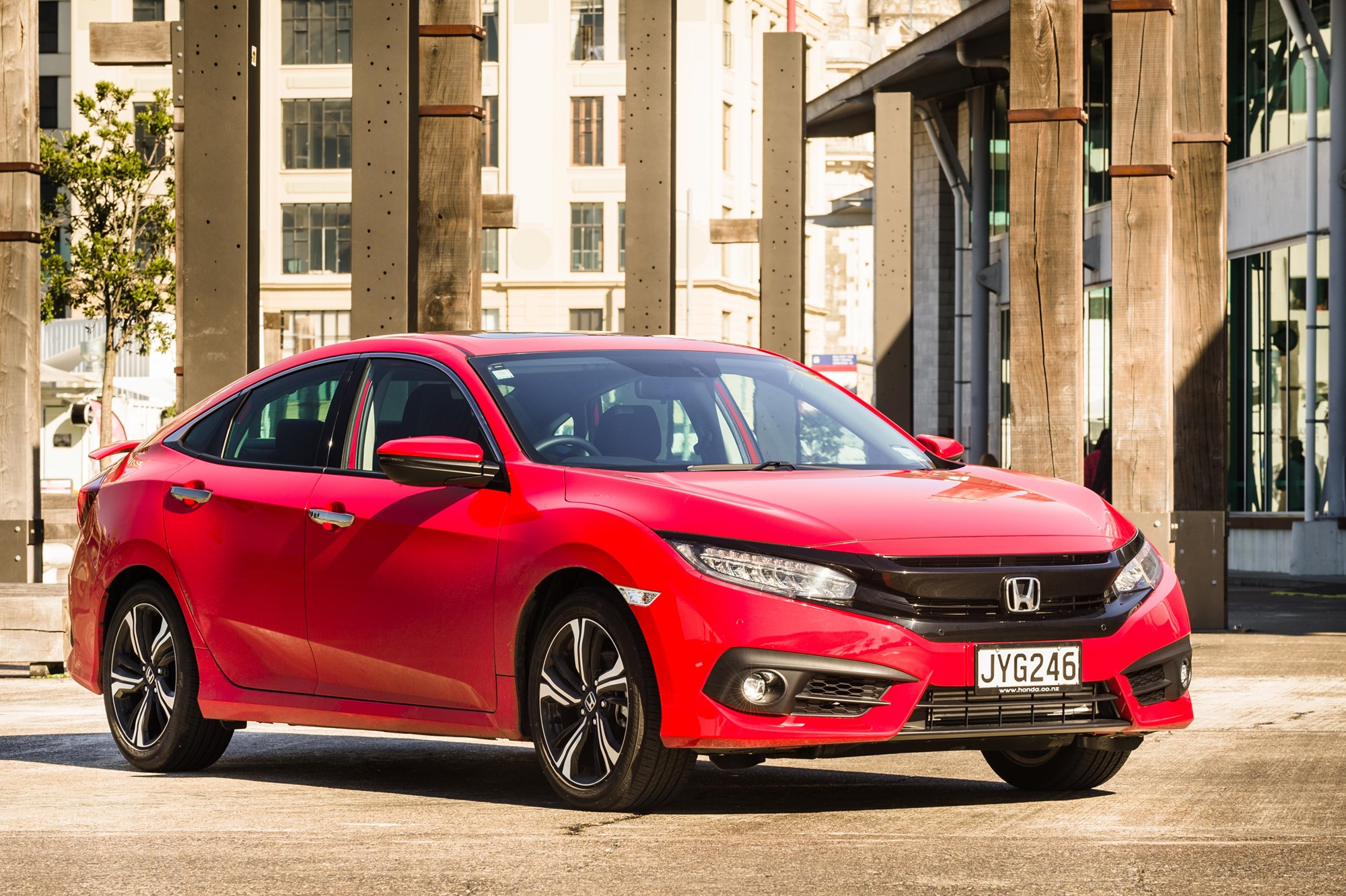 2016 Honda Civic RS is an Attraction | Autoxpat