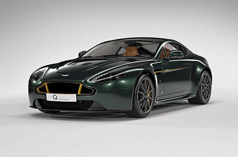 The limited edition Aston Martin V12 Vantage S Spitfire. Picture/Supplied