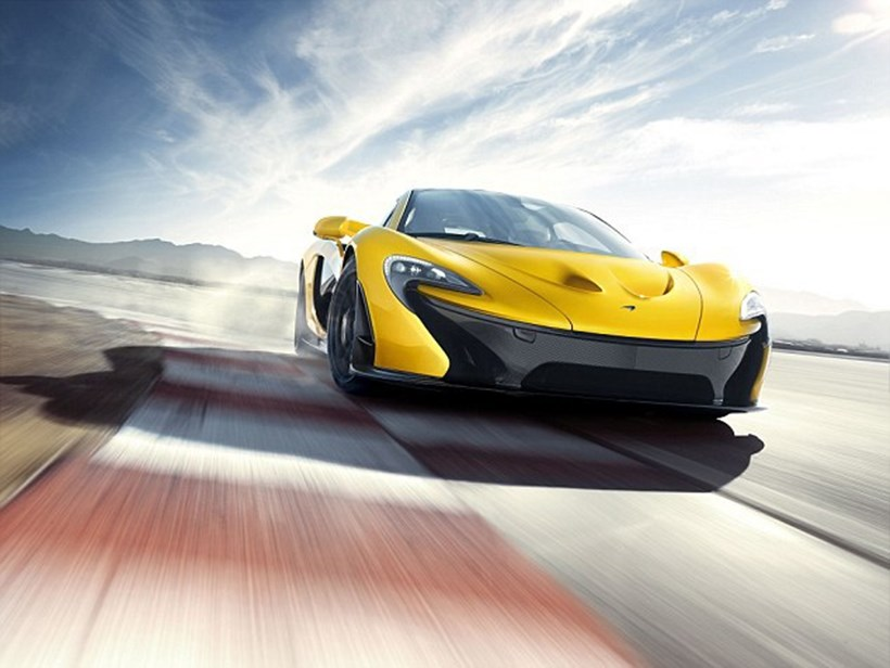 McLaren  makes its full range of cars at the Woking plant, including the 960bhp P1 hybrid hypercar . Picture/Supplied