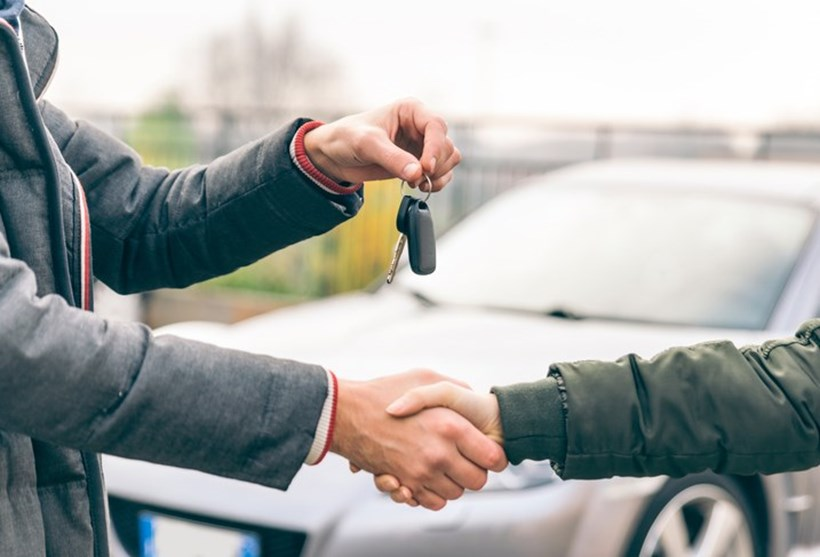 The buyer and seller are responsible for changing the ownership of a vehicle. Picture/ Getty Images