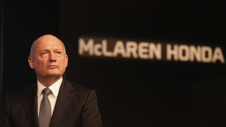 Ron Dennis, 69, has been deposed as CEO of The McLaren Technology Group. Photos / Supplied