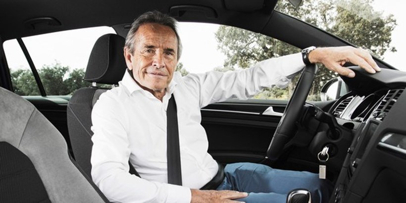 Chris Amon's team-mate at Ferrari in 1968, Jacky Ickx, will be the guest speaker. Photo / Volkswagen