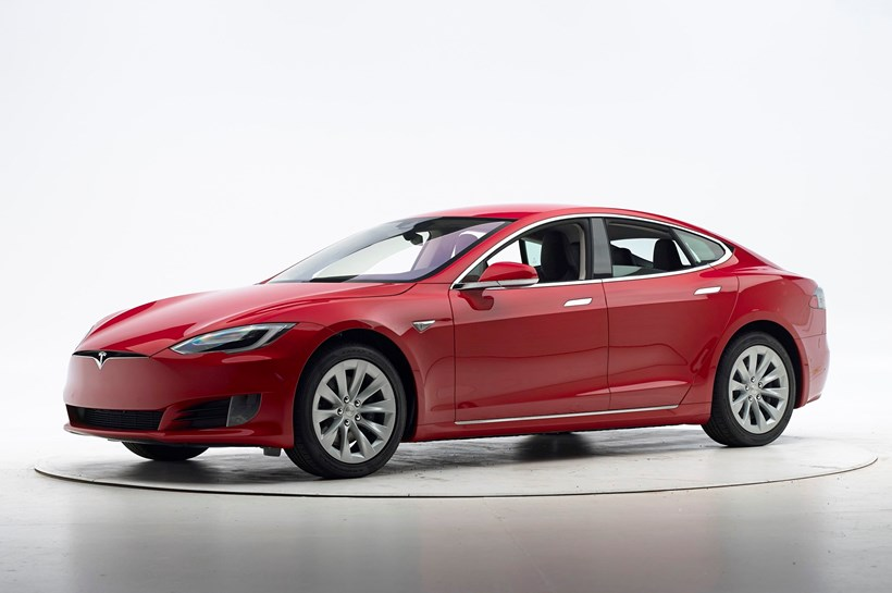 The Tesla Model S. Picture/ AP.