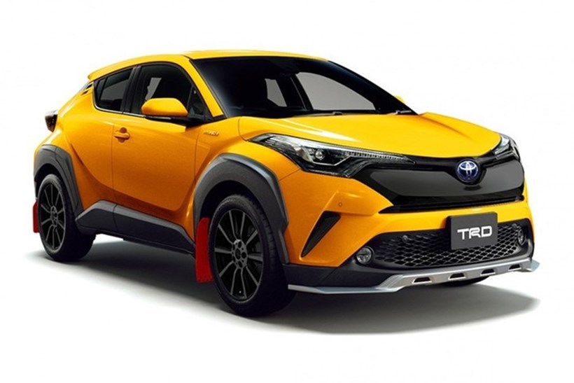 C-HR, small SUV. Photo / Supplied