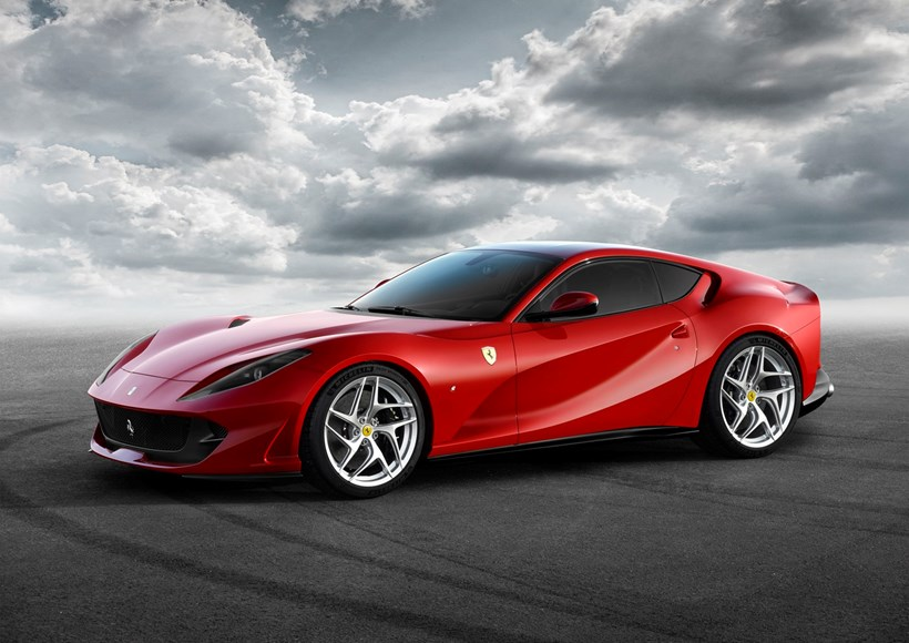 812 Superfast. Photo / Supplied