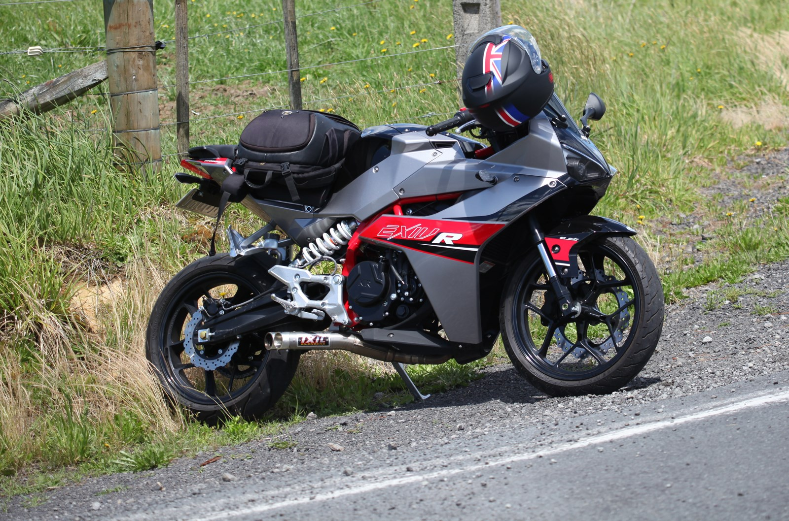 Hyosung X4R: Learning can be fun - Road tests - Driven