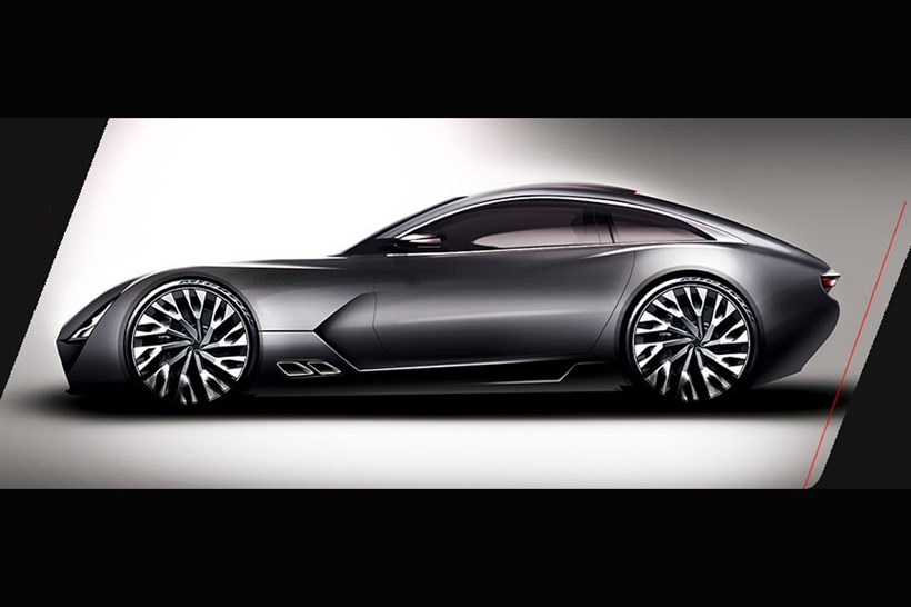 TVR is back! Well… in sketch-based form anyway. Photo / Supplied