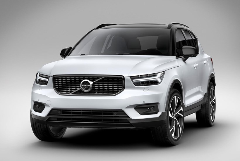 New Volvo XC40 SUV. Photos / Volvo