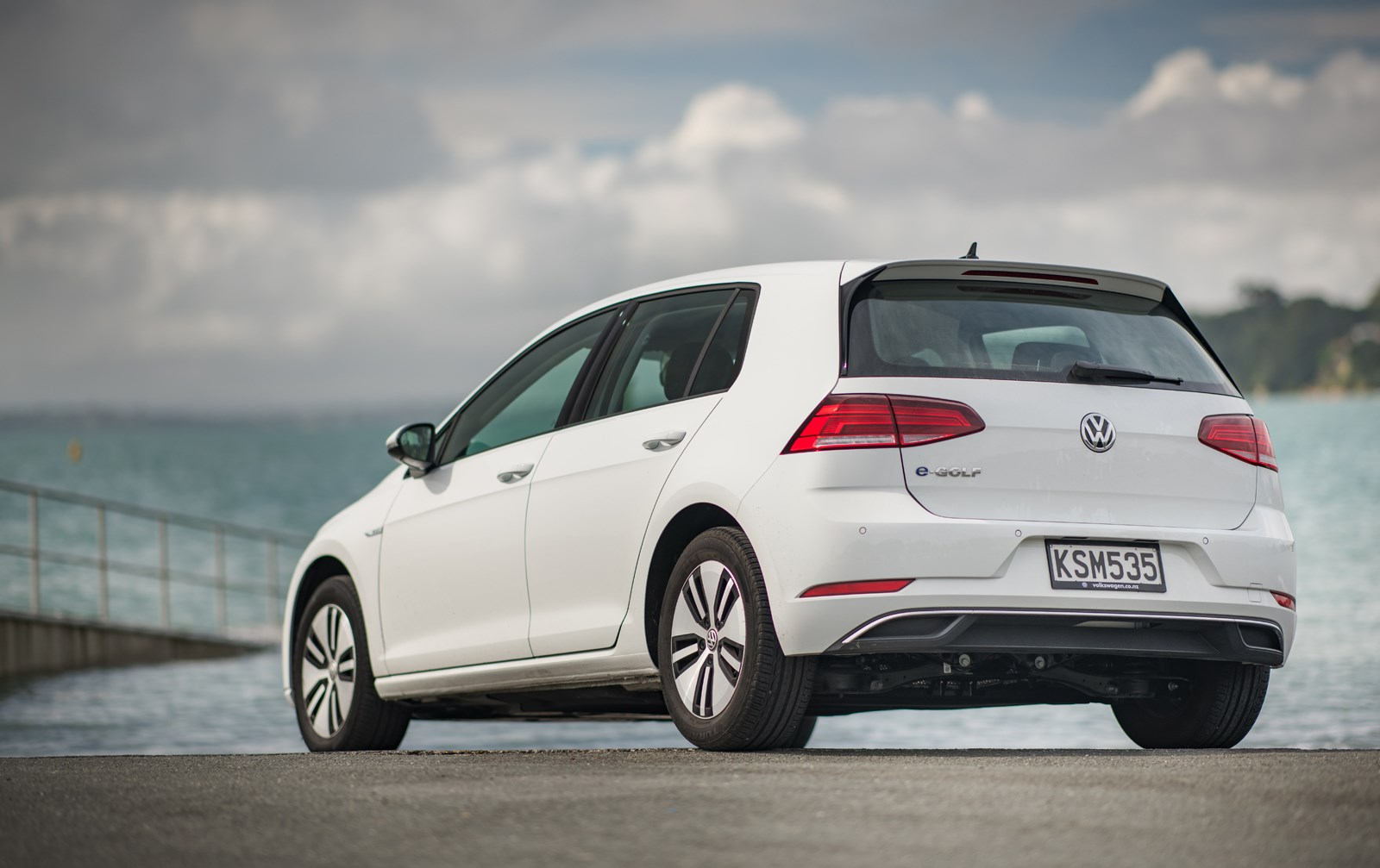 The E Golf May Be More Expensive Than Competing Hyundai Ioniq Models But It Offers A Greater Range And Comes With Handling Characteristics That