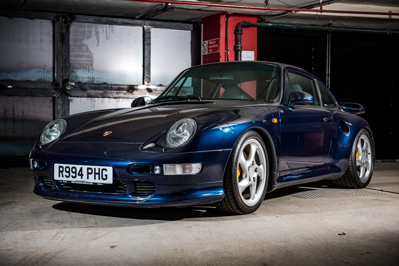 This 911 Turbo S is one of a whole swag of Porsches going under the hammer this Saturday. Photos / supplied