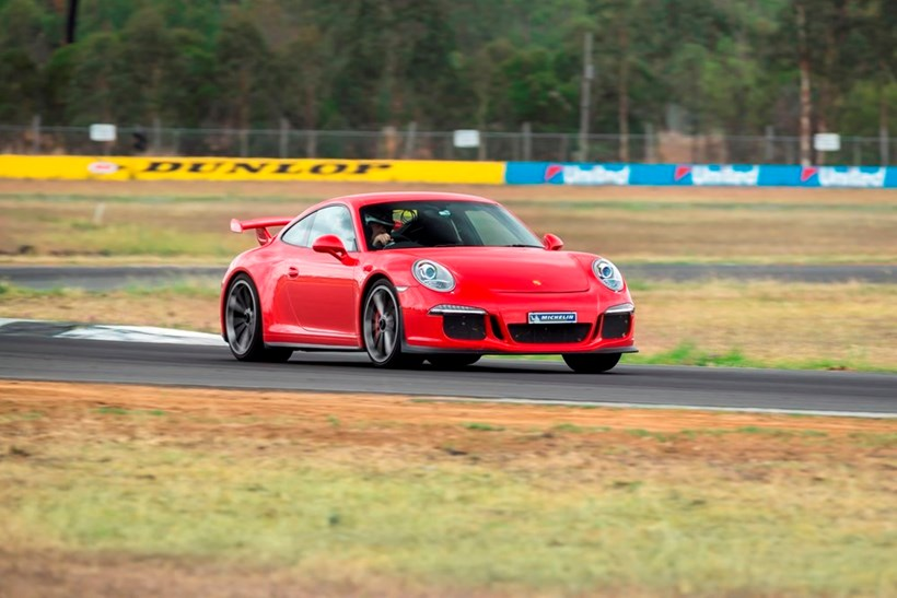 David Linklater attended the Porsche Sport Driving School in Australia for Driven Magazine. Photos / David Linklater