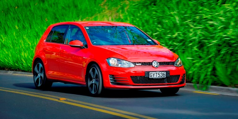 The GTI badge makes all the difference for drivers who want to drive. Pictures / Ted Baghurst