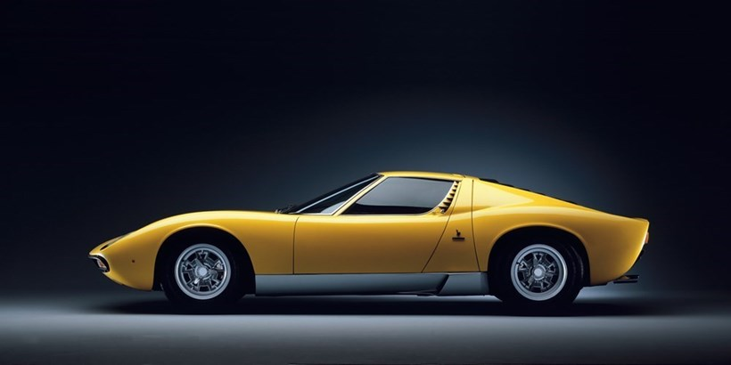 Lamborghini made just 338 of the sports car model owned by Rod Stewart - being sold for just under $1.9 million.