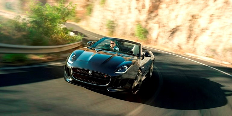 Loud and proud, the new F-Type sports car lets the world know that Jaguar is back - and in better shape than it's been in years.