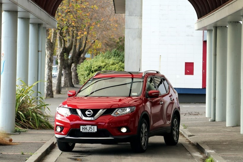 The Nissan X-Trail models start at under $40,000. Picture / Stuart Munro