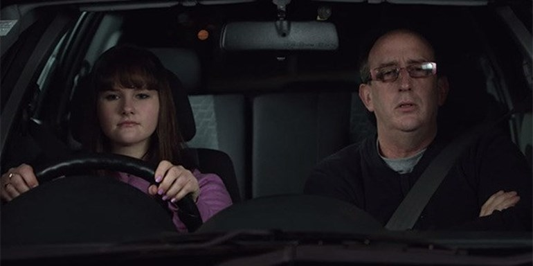 Reducing the risk of a crash is as simple as parents sharing their experience.