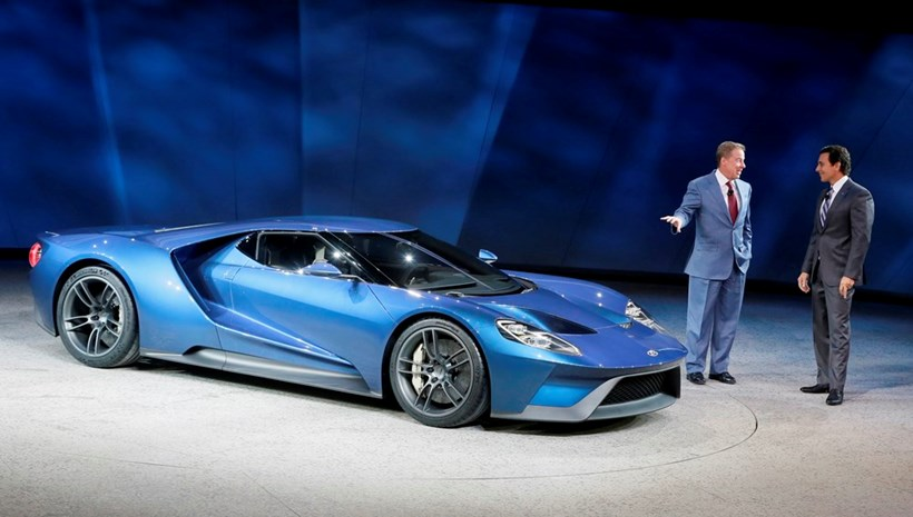 Gt Looks Set To Be Ford S Most Expensive Car News Driven