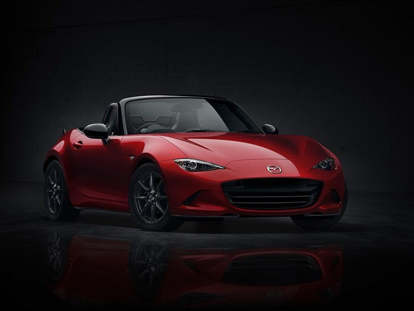 The all-new Mazda MX-5 started production earlier this month.