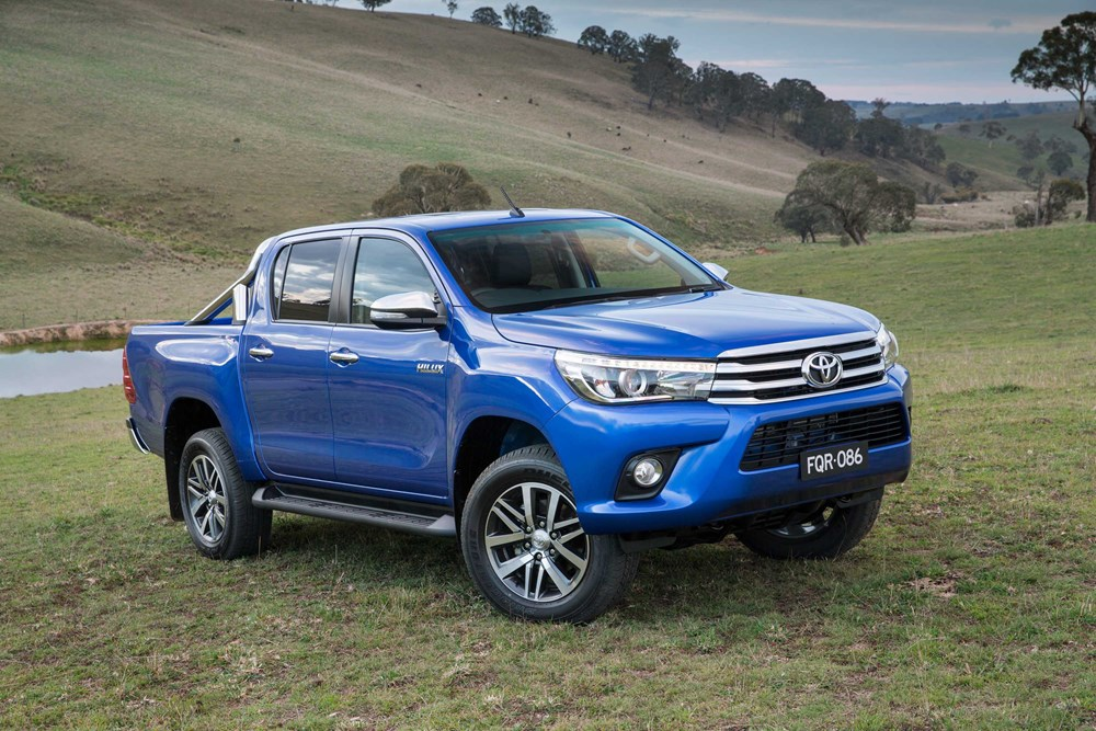 Ute Buyers QLD