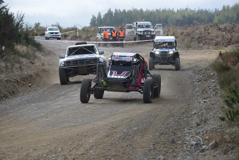 This year's rivals include open-wheel cars, truck-based racers and UTVs.  Photos by Colin Smith