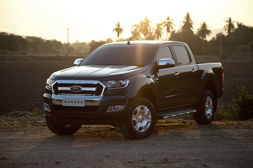 A facelift Ford Ranger has just been launched in NZ.