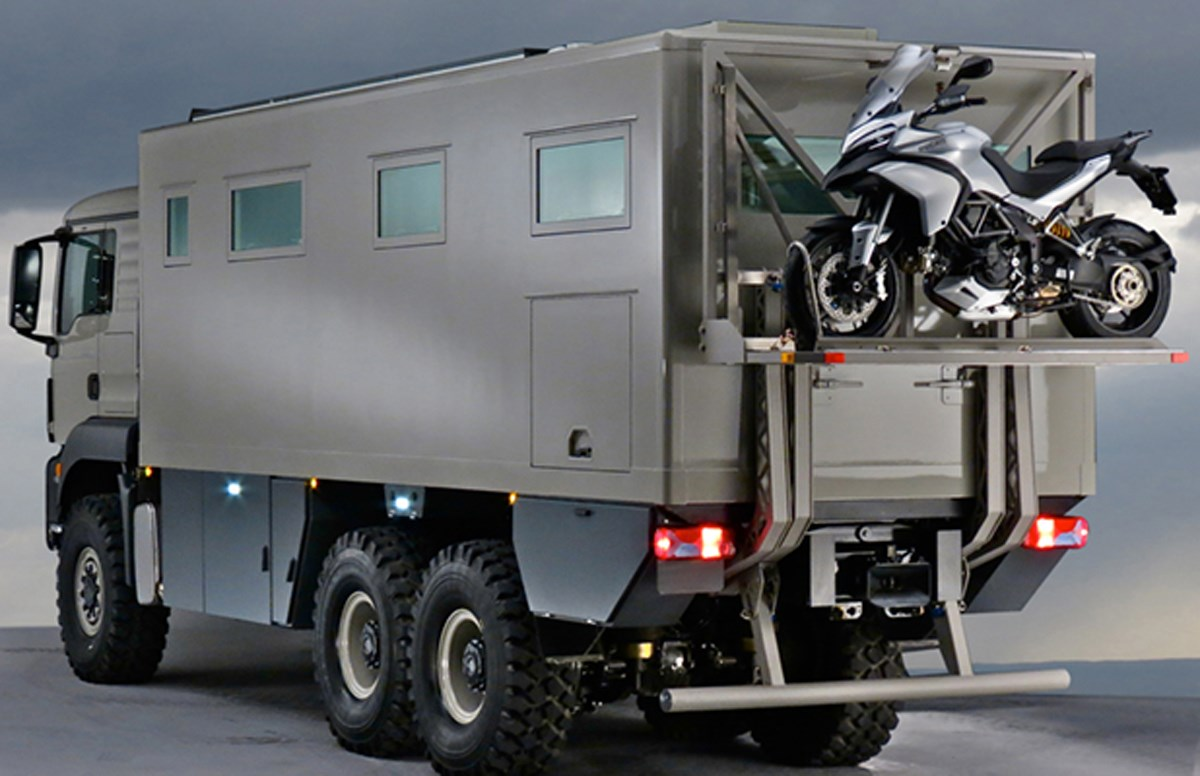 04f28d0fca The RV for the end of the world - Lifestyle - Driven