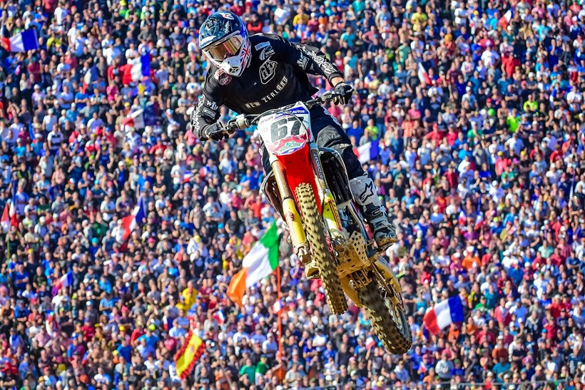 Bay of Plenty's Ben Townley, the top rider for Team New Zealand at the weekend. Photo /Andy McGechan, BikesportNZ.com