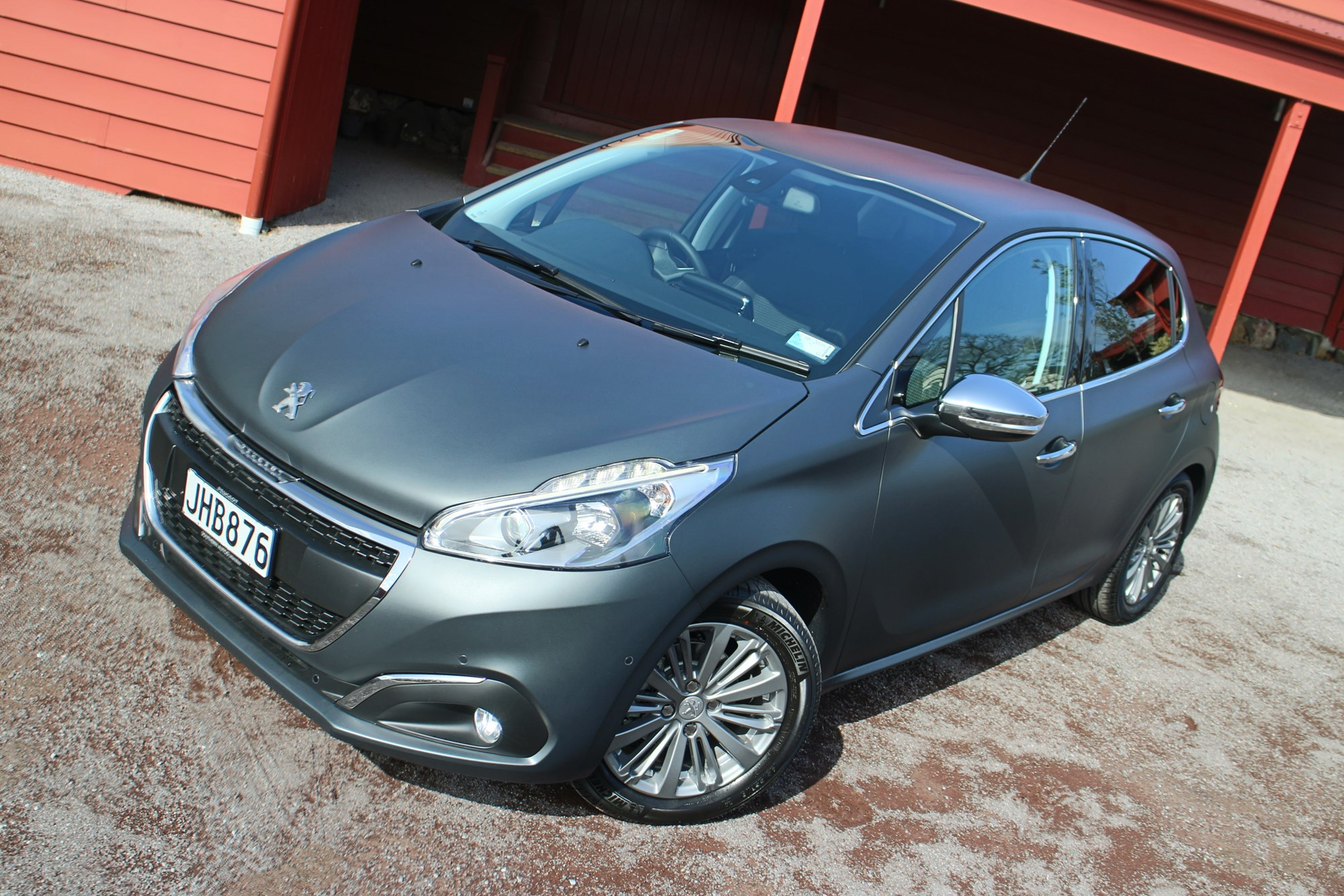 Peugeot 208 now up to speed - Road tests - Driven