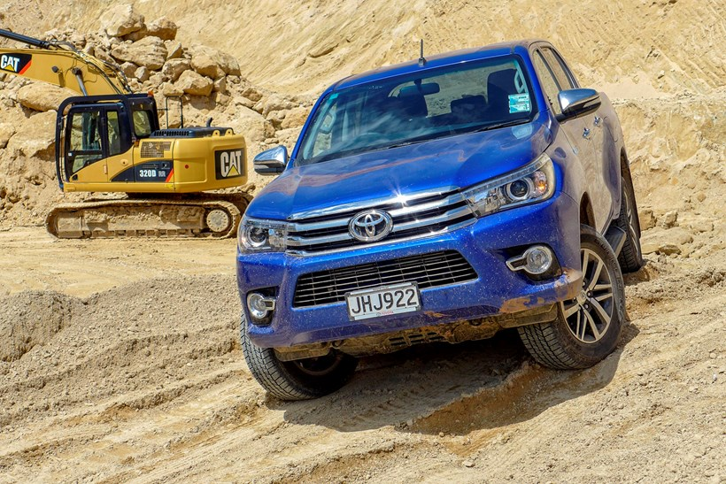 Hilux is equipped to deliver big sales.