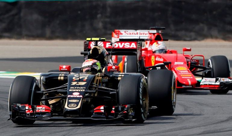 Renault has completed a  takeover the Lotus F1 Team. Photo / AP