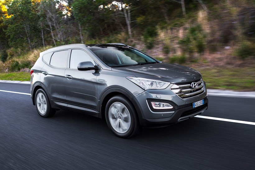 The Hyundai Santa Fe has been a popular pick in the SUV market.