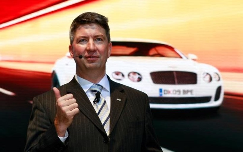 Ulrich Eichhorn is VW's new head of research development, having previously been Bentley's chief engineer