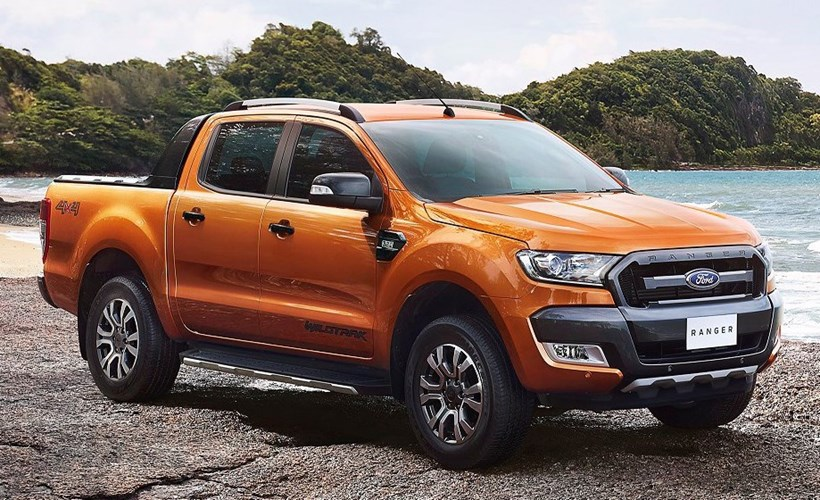 The Ford Ranger was top selling vehicle. Picture / Supplied