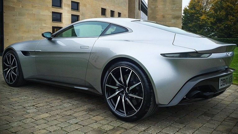aston martin db10 one james bond special heading to auction news driven. Black Bedroom Furniture Sets. Home Design Ideas
