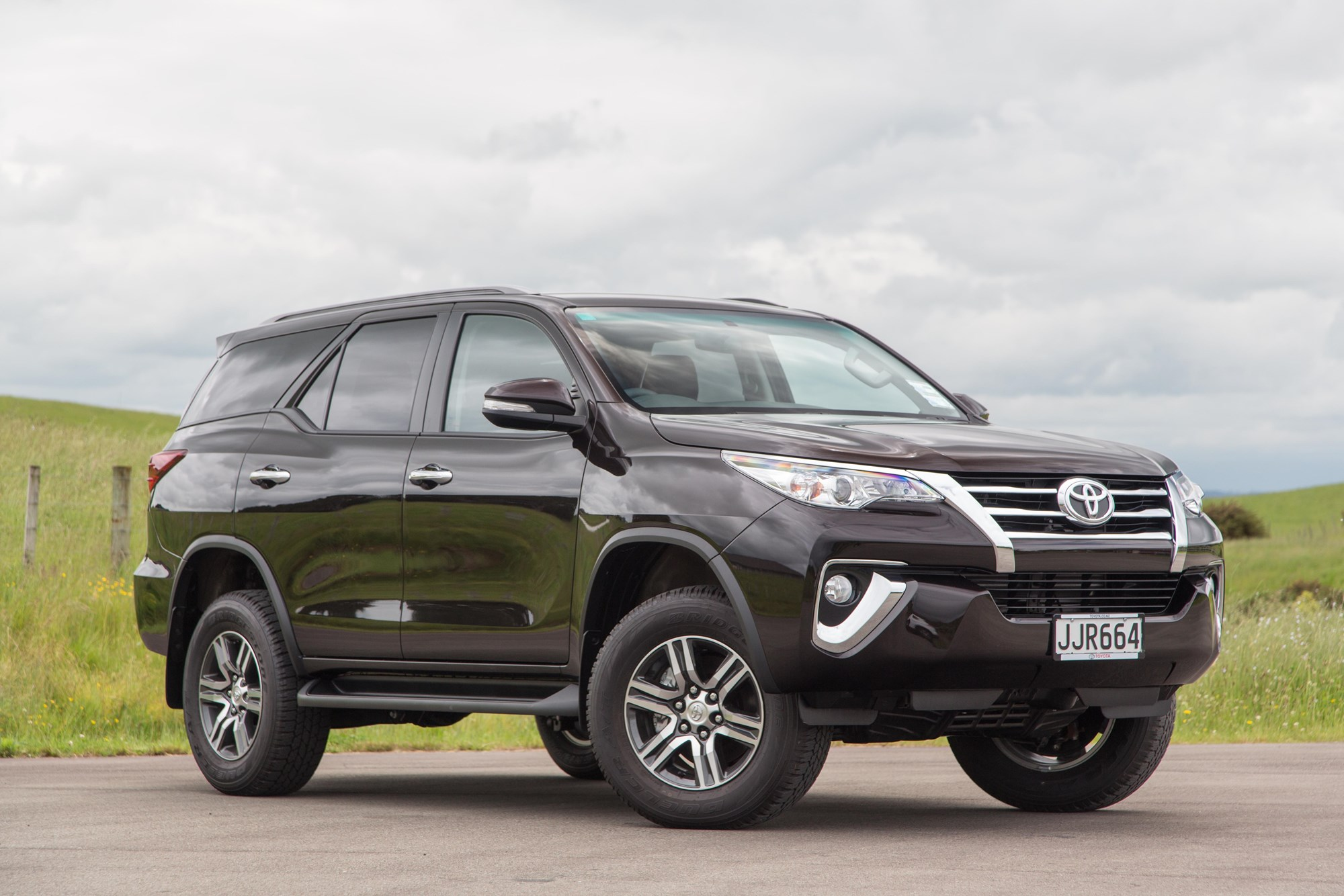 Toyota Suv For Sale >> Toyota Fortuner a future favourite - Road tests - Driven