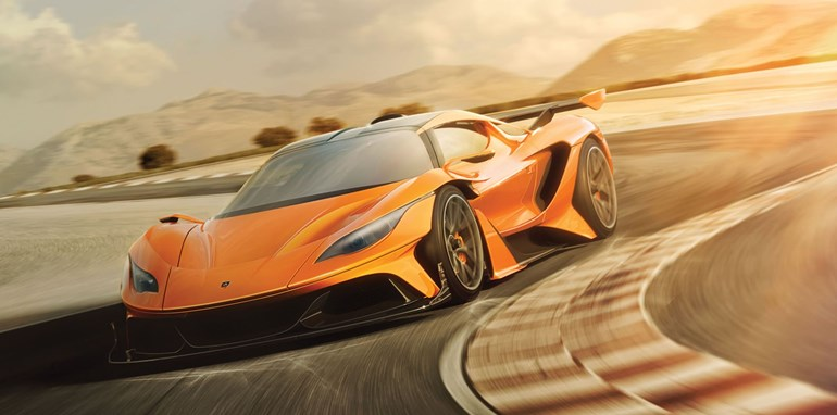 Apollo Arrow concept. Picture / Supplied