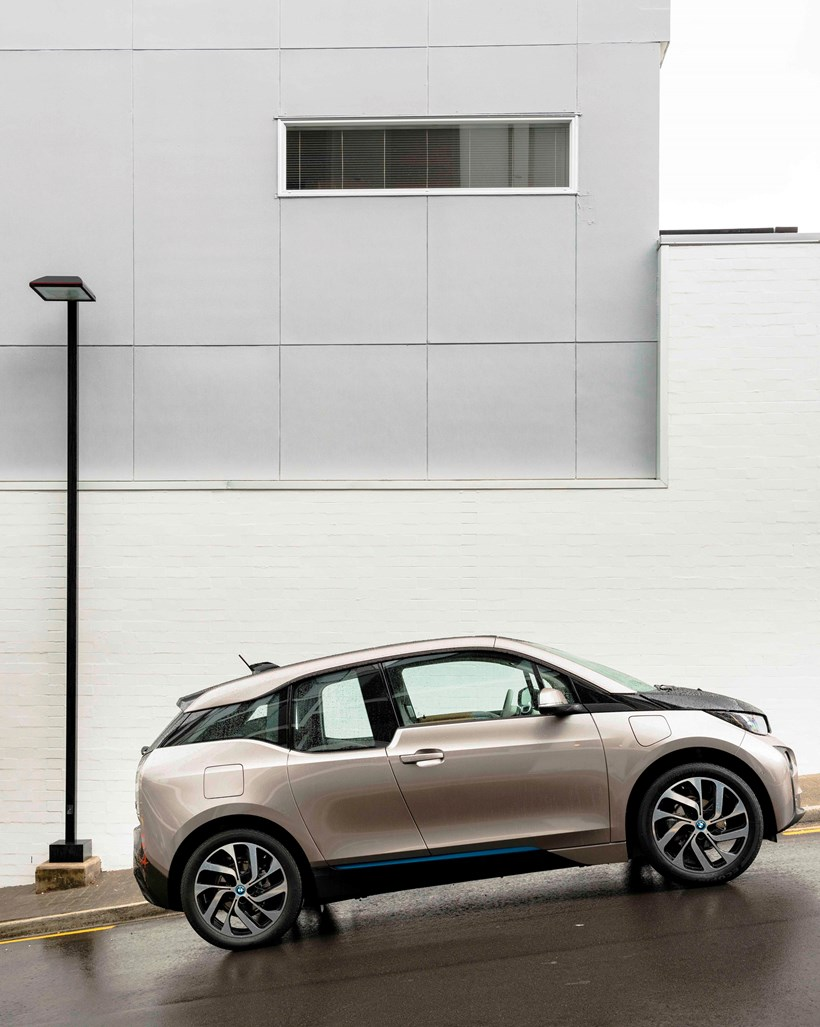 The BMW i3. Picture/ Ted Baghurst