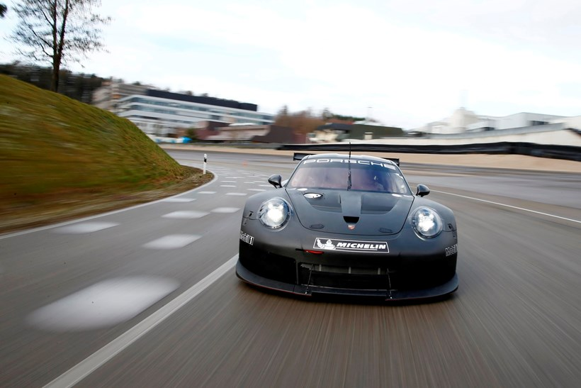 2017 Porsche GT Endurance racer. Picture/Supplied