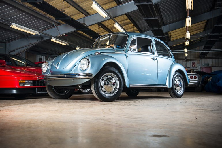 The 42-year-old Beetle is expected to fetch more than $60,000.