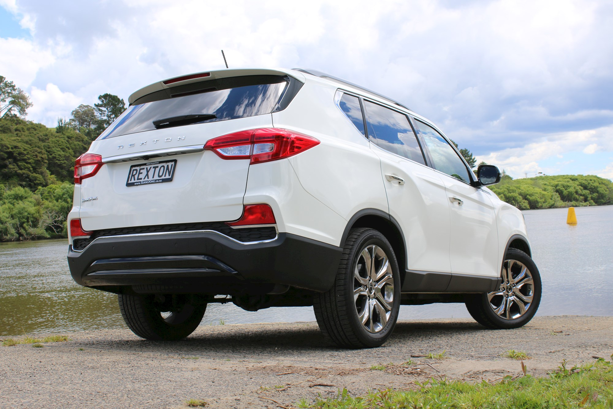 SsangYong Rexton G4: Fourth time lucky - Road tests - Driven