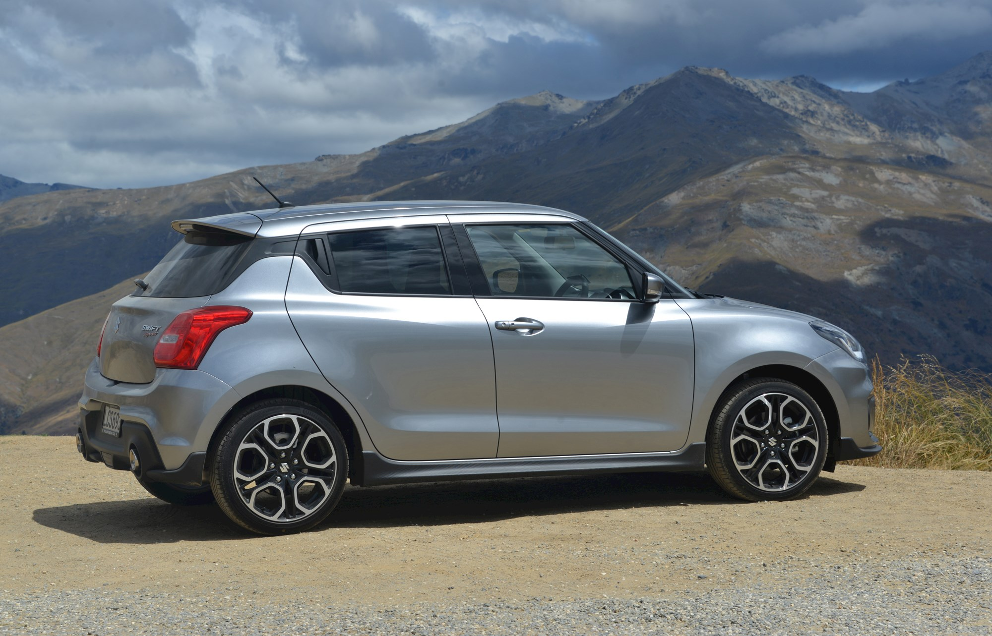 suzuki sport swift new turbo hot hatch flexes its muscles. Black Bedroom Furniture Sets. Home Design Ideas