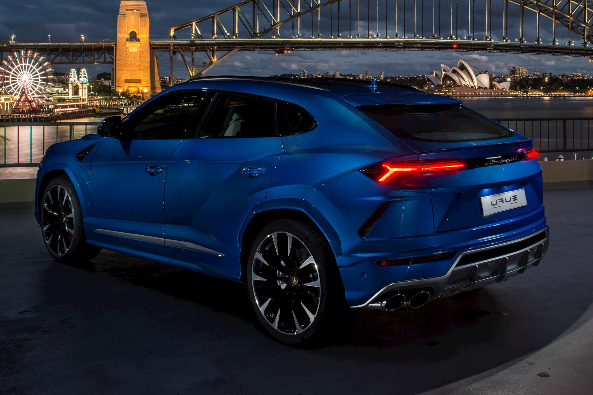 lamborghini urus suv confirmed for nz arrival in 2018 news driven. Black Bedroom Furniture Sets. Home Design Ideas