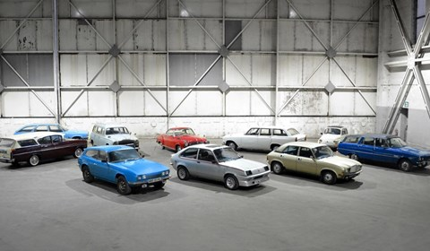 Drab to fab: 100 'affordable' European classics up for auction