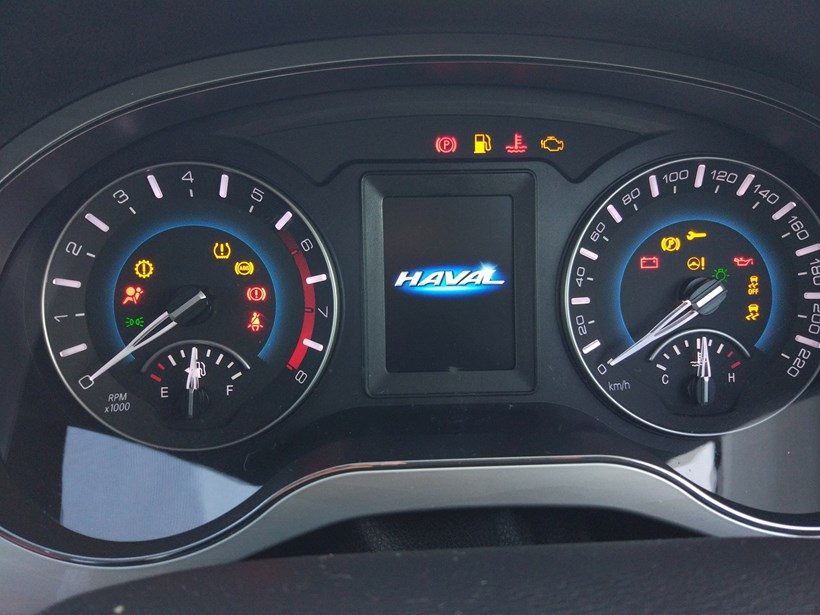 Simple Guide To Dashboard Lights Car Care Driven