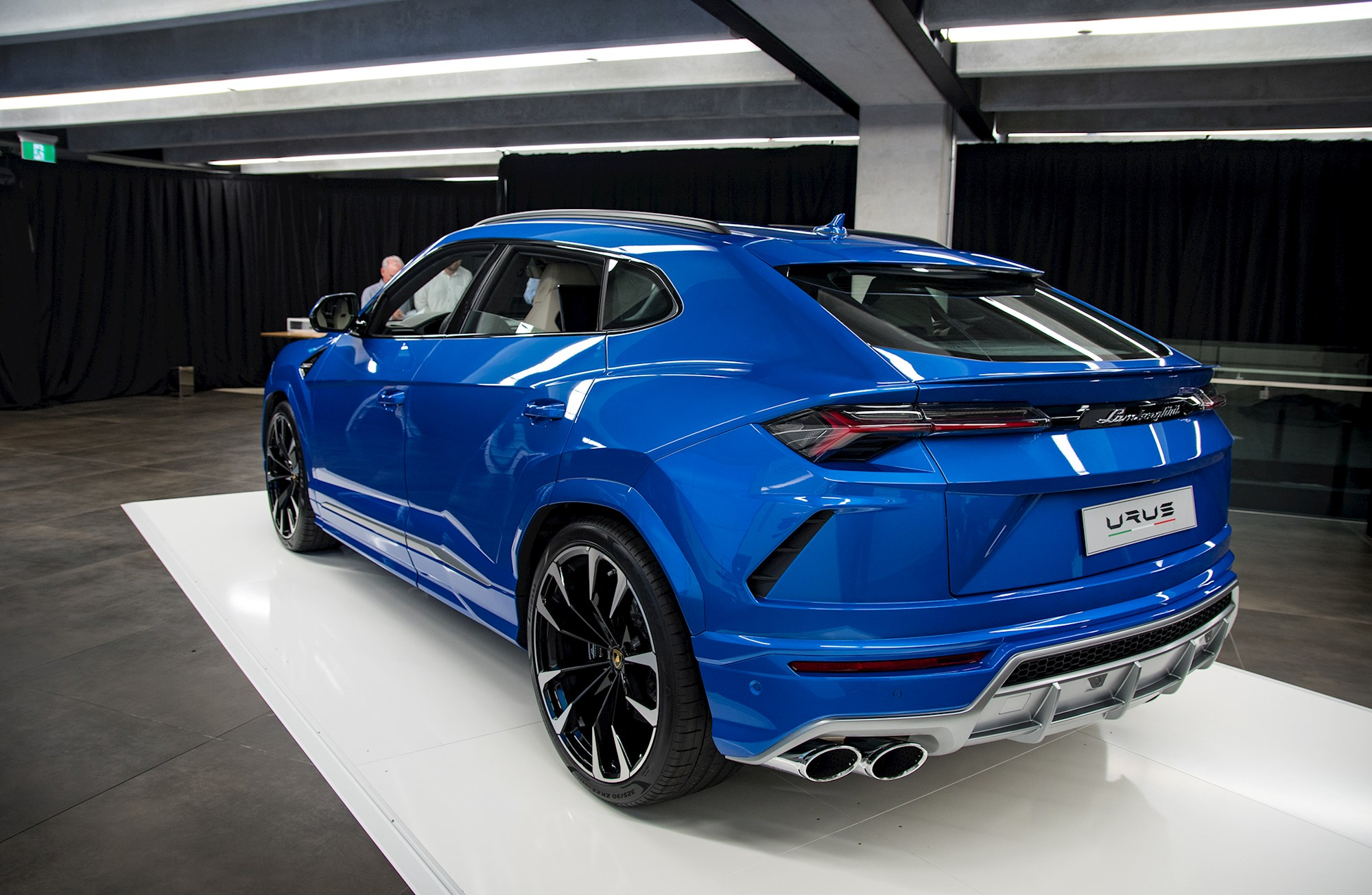 Greatest SUV ever? We examine NZ's first Lamborghini Urus